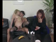MMF Milf threesome! - Julia...
