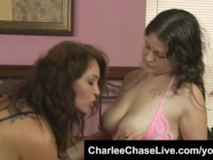Charlee Chase Loves Big...