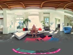 VRHush - Help Stretch Out...