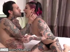 Joanna Angel Buttfucked by...