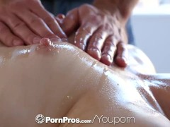 PORNPROS Oiled up massage...