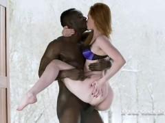 Ella Hughes Prefers Interracial...