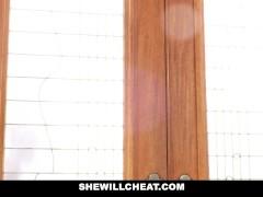 SheWillCheat - Slut Wife Finds...
