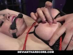 DeviantHardcore - Submissive Whore Veruca...