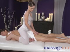 Massage Rooms Oiled masseuse...