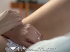 PureMature Room service seduction...