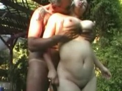 Big Latina Boobs Oiled & Squeezed