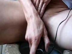 Pria shaves her Pussy 1