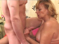Horny mature gets laid 2/3
