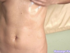 A Massage Turns Into A Blowjob Pt. 1/3