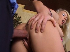 Miss Heidi Joy makes her man happy