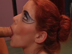 Sex theater audition