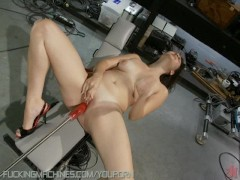 Movie:Ass-fucked by machine