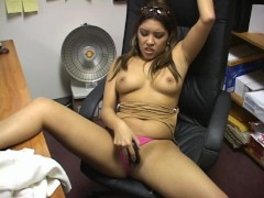 Horny Office Worker