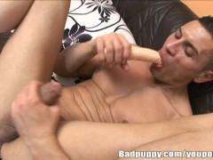 Badpuppy Hunk Steve Hanson