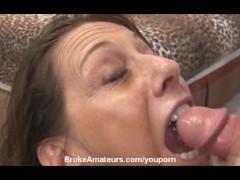 Amateur big tit milf