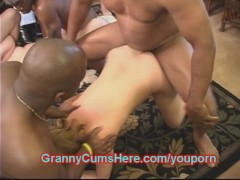 Ass Licking, cum sucking, swinger GRANNIES