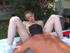 Lexi gets some PT training in sex