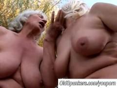 Sexy lesbian grannys