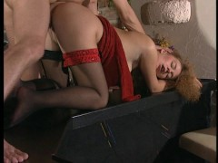 Retro clips from the 80's and they suck up the cum.