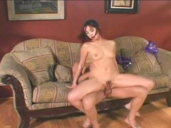Check this guy out piledriving into some Asian muff