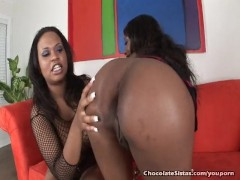 Black Girls Face Down In Each Others Pussy