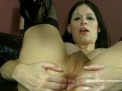 Hannah Sweden penetrated!