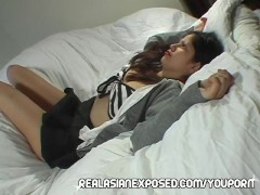 Asian debutante tester video