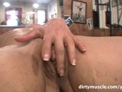 Alexis - DirtyMuscle Gym Workout
