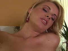 Delightfully hot Tiana plays with herself - CzechSuperStars