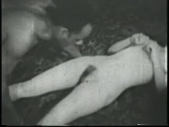 Vintage Bi threesome - Gentlemens Video