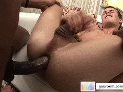 Big Black Cock Play