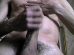 Hot Italian hunk plays with his own ass