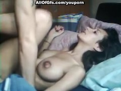 Sexy doll doggy and missionary fuck