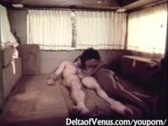 Vintage Interracial Po... video