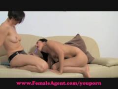 FemaleAgent. Gymnast flexible fuck