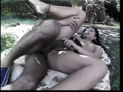 Tranny Gets Fucked In The Woods - Jet Multimedia