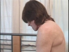 Big back chick gets a white dick - After Shock