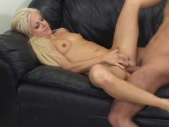Petite blonde getting destroyed by massive dick - Critical X