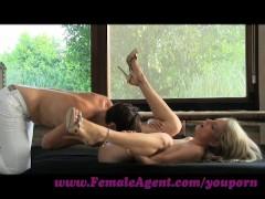 FemaleAgent. Sexual dynamite