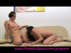 FemaleAgent. Asian sensation