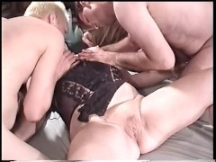 Mature Babe Takes It Is The Ass - Triple X Home Video