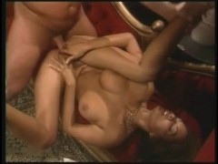 Tanned babe has a crazy orgasm - Boss Film