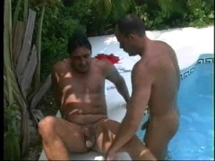 Lifeguards trade some deepthroating action- Scene 2 - Iron Horse
