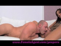 FemaleAgent. The sexiest MILF agent you've yet to meet