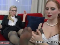: SciFiDreamgirls Fembot Sex With Ashley Fires. Episode #9: Rosie the...
