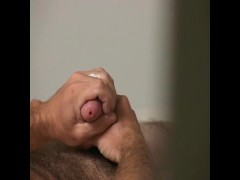 Caught my hairy roommate jacking off - XP Videos