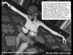 3D Comic: Breaking Point. Episode 1