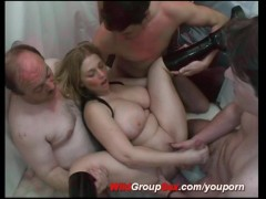 young busty germans first anal gangbang