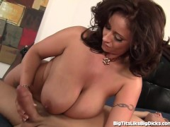Busty Babe Eva Notty Loves Big Cocks